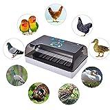 Womdee Egg Incubator Automatic Turning And Hatching, Incubator for Eggs Automatic,Egg Hatching Incubator