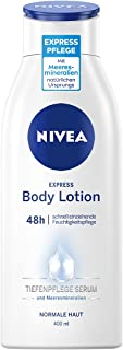 Nivea Express Body Lotion Kroppslotion, 400 ml