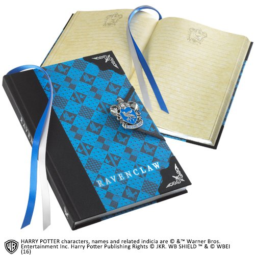 The Noble Collection Ravenclaw Journal