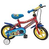 PAW PATROL - Bicicleta de 12' (Saica Toys 7437)