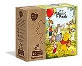 Clementoni- Winnie The Pooh Conjunto de Puzzles, Multicolor (24772)