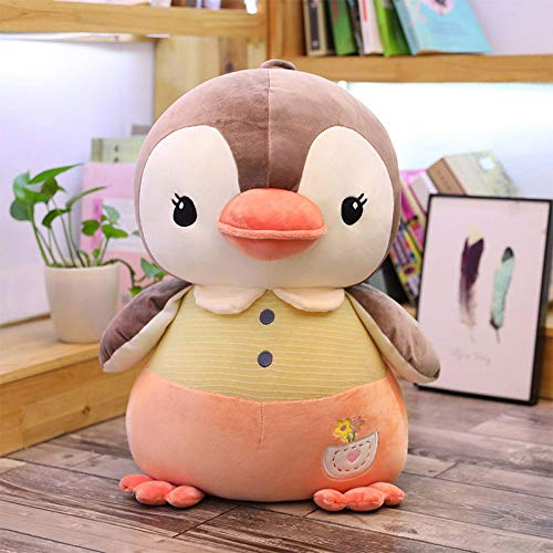 N / A Bonito pingüino de Peluche, muñeco de Peluche, Creativo, Animal Marino, muñeca de Juguete,...