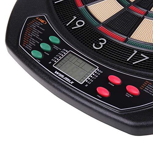 WIN.MAX Multi Game Elektronische Dartscheibe - 4