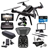 3DR Solo Drone Quadcopter + 3D Robotics GB11A 3DR Solo Gimbal + PP11A...