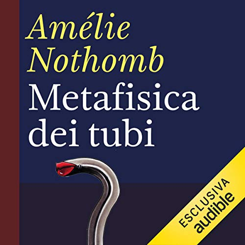 Metafisica dei tubi audiobook cover art