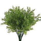 Fake Outdoor Plants, Nahuaa 4PCS...