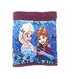 Frozen Frozen - Braga de invierno para niña, diseño de Anna y Elsa, incluye máscara de regalo de Elsa