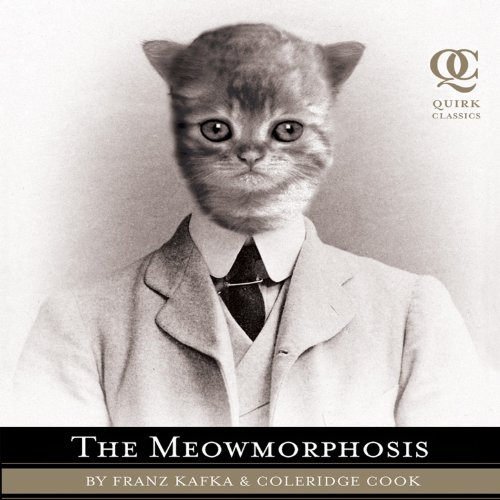 The Meowmorphosis audiobook cover art