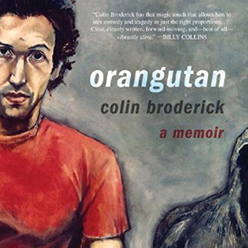 Orangutan audiobook cover art