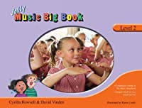 Jolly Music Big Book, Level 2 (Jolly Learning)