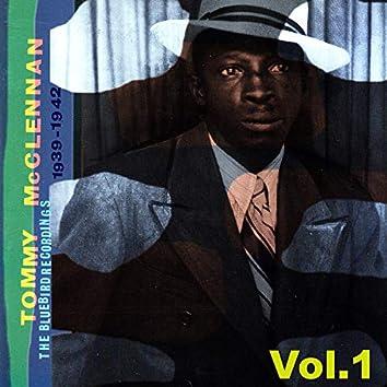 The Bluebird Recordings 1939-1942 - Vol. 1