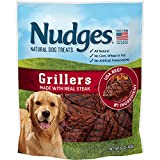 Inspired by the taste, texture and aroma of perfectly grilled food Real USA sourced beef as the number one ingredient No corn, wheat, soy or animal by products All natural dog treats No artificial flavors or preservatives