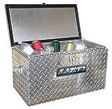 Lund 4400 12-Gallon Aluminum Cooler, Silver