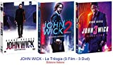 JOHN WICK - La Trilogia (3 Film - 3 Dvd) Ed. Italiana