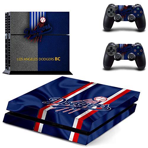Baseball Team Profesional PS4 Console and DualShock 4 Controller Skin Set by BALAKRISHNA THAKUR - PlayStation 4 Vinyl