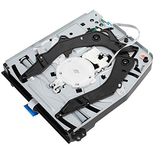 DAUERHAFT Lecteur de CD Portable Console de Jeu Professionnelle Remplacement Universel du Lecteur de Disque Compact dédié, pour PS4 Pro KEM-490, pour kit de Remplacement Compatible