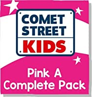 Reading Planet Comet Street Kids Pink A Complete Pack