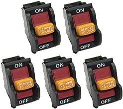 Ryobi BD4600 Belt and Disc Sander (5 Pack) Rpl On/Off Switch # BD46125-5pk