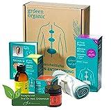 gröeen organic Rücken-Wellness-Box als Set mit GRATIS Rücken Fibel von Prof. Dr. med. G...