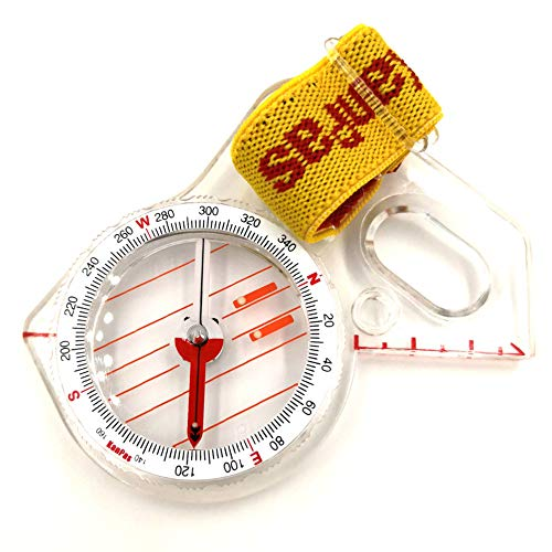 Elite Thumb Orienteering Compass Fast Neddle Setting for Outdoor Adventure Map Reading