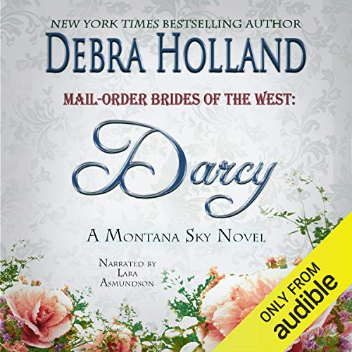 Mail-Order Brides of the West: Darcy cover art