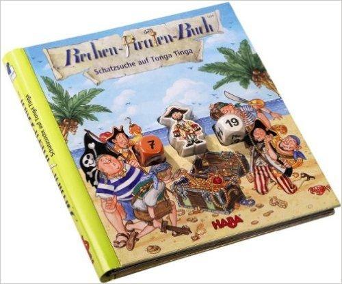 Rechen-Piraten-Buch: Schatzsuche auf Tonga Tinga ( August 2011 )