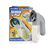 Chat Chien Pet Fourrure épilateur électrique Chiot Cheveux Délestage Toilettage...