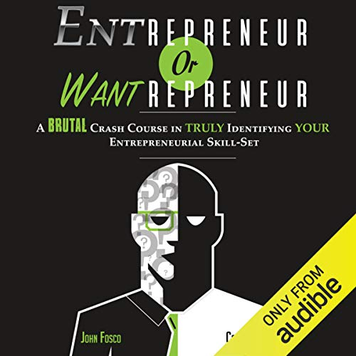 Entrepreneur or Wantrepreneur Titelbild