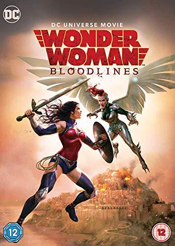 Wonder Woman: Bloodlines [DVD] [2019]