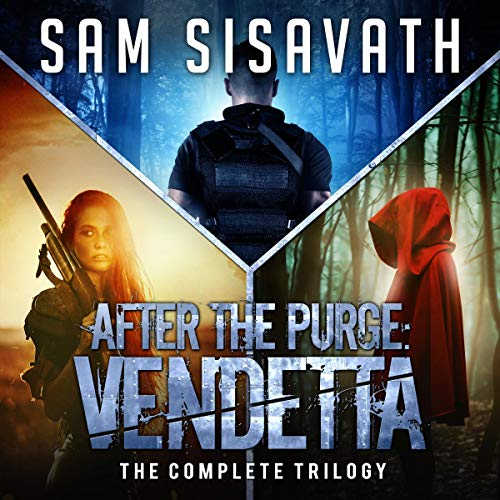 After the Purge: Vendetta cover art