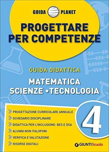 progettare per competenze matematica scienze tecnologia 4