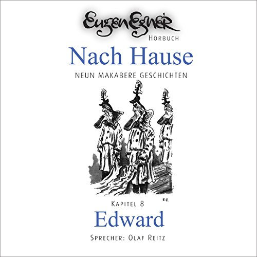 Edward (Nach Hause 8) audiobook cover art