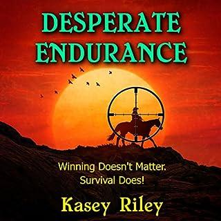 Desperate Endurance audiobook cover art