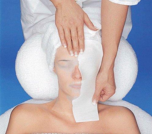 5 Masques collagène 100% collagène pur