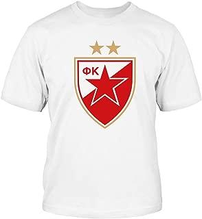 SERBIEN Damen Classic Shirt    Serbia Girls Länder T-Shirt    Zoonamo Shirt