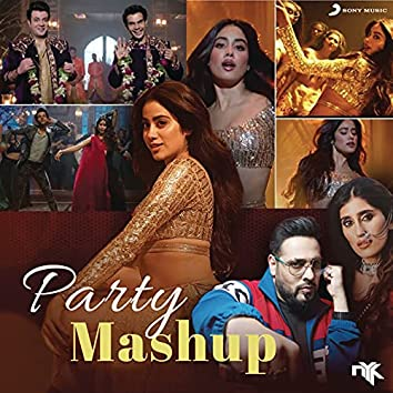 Party Mashup (By DJ NYK)