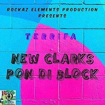 New Clarks Pon Di Block