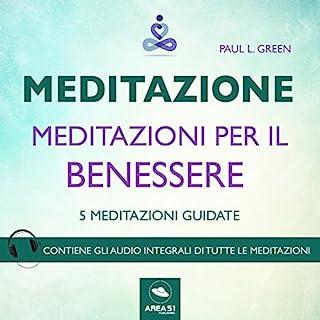 Meditazione - Meditazioni per il benessere copertina