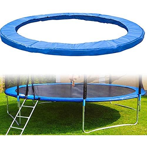 GXLO Cubierta de Borde de trampolín para Trampolines de jardín Trampoline Red de Trampoline Estera de Seguridad Neta de reemplazo Accesorios de trampolín,10FT