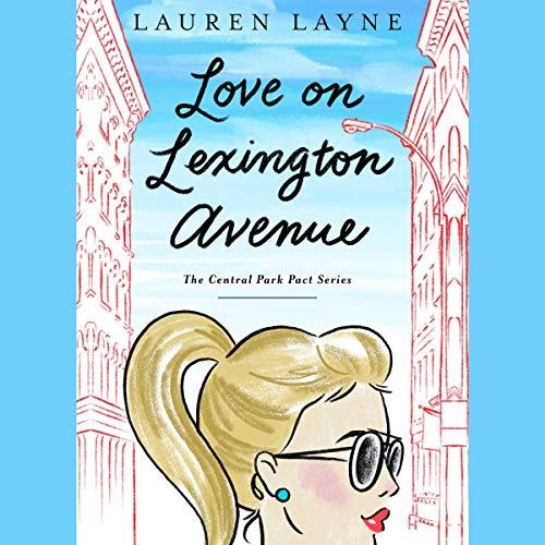 Love on Lexington Avenue audiobook cover art
