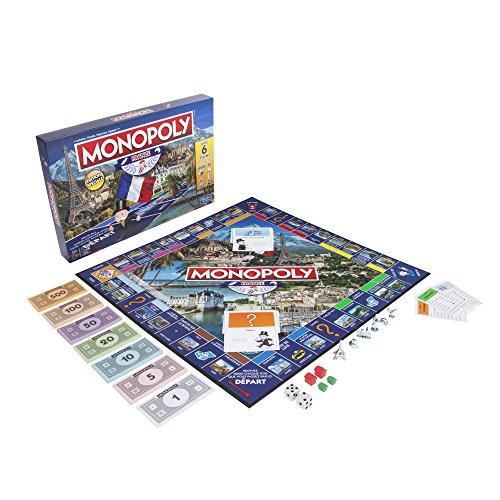 Monopoly Edition France - Gioco da tavolo