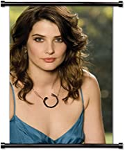 Cobie Smulders Sexy Hot Canadian Actress Fabric Wall Scroll Poster (16