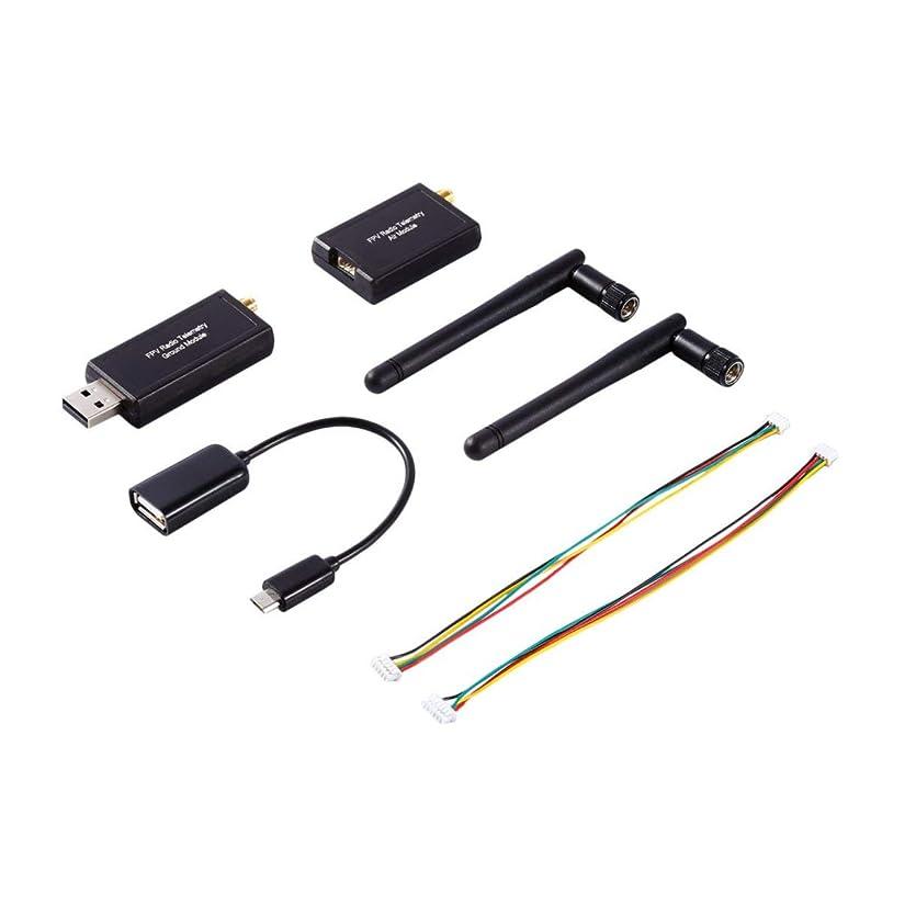 シュガーライセンスコレクションQinKingstore 3DR無線テレメトリキット915Mhz FPV無線テレメトリエア&FPV無線テレメトリ地上モジュールApm2.6のオープンソースApm2.8 / 2.5