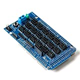 MEGA2560 ATmega2560-16AU Sensor Expansion Board Sensor Shield V2.0 for Arduino
