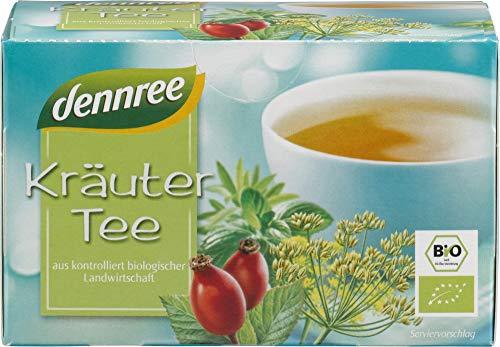dennree Bio Kräutertee (6 x 30 gr)