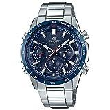 [カシオ] 腕時計 エディフィス 電波ソーラー EQW-T650DB-2AJF メンズ シルバー