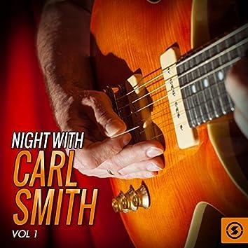 Night With Carl Smith, Vol. 1