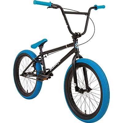 Bullseye BMX Project 501 20 Zoll Fahrrad Park Freestyle Street Bike