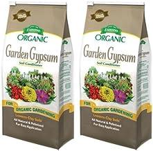 Espoma GG6 Garden Gypsum Fertilizer, 6-Pound (2)