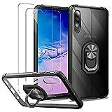 bvdiech for Samsung Galaxy A50/A50S/A30S Case Clear Phone